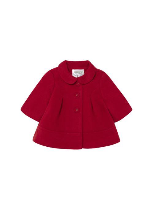 Elegant coat MAYORAL NEWBORN | Hoodie | 2402023