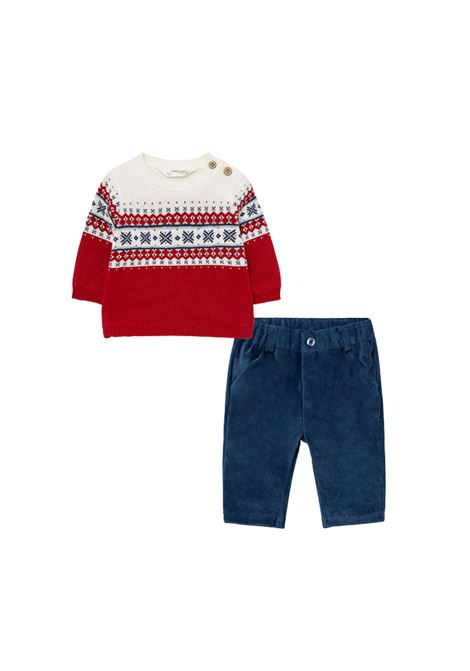 Completo Natale Baby MAYORAL NEWBORN   Completi   2524085