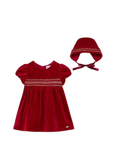 Vestito Elegant Velluto MAYORAL NEWBORN | Vestiti | 2819091