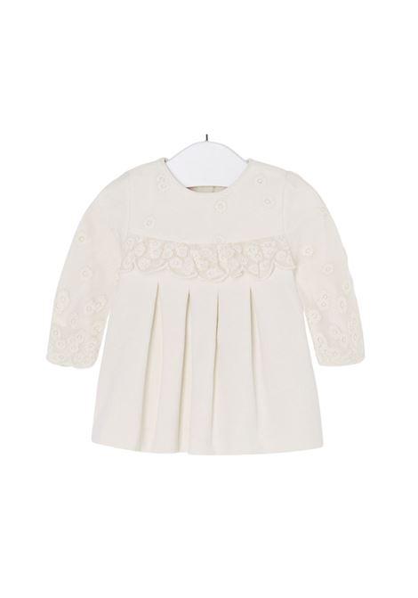 Vestito a Campana con Fiori Neonata MAYORAL NEWBORN | Vestiti | 282152