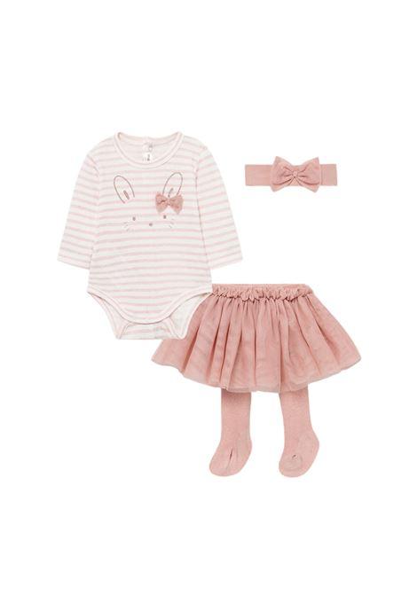 Baby Girl Cat Suit MAYORAL NEWBORN | Complete | 2824077