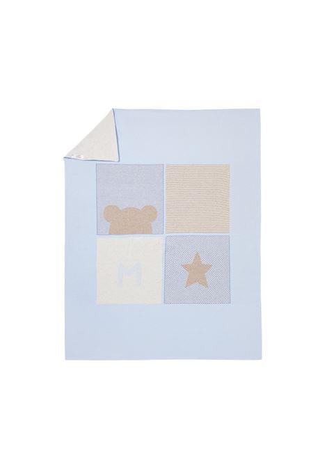 Coperta Azzurra Neonato MAYORAL NEWBORN | Scialle | 9007085