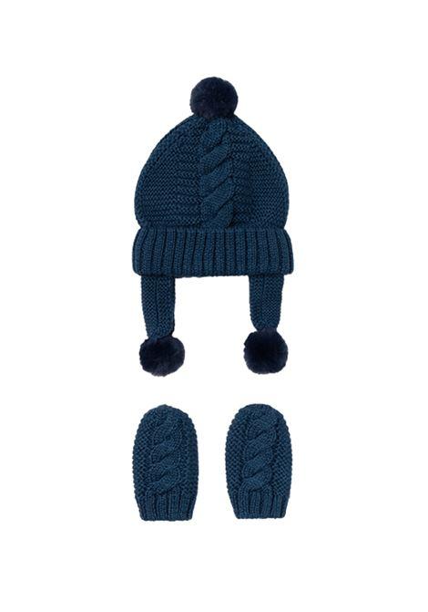 Hat set and Newborn knobs MAYORAL NEWBORN | Shirt | 9433015