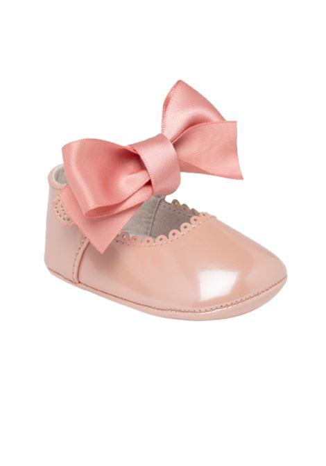 Ballerina Effetto Vernice Neonata MAYORAL NEWBORN | Scarpe | 9455035