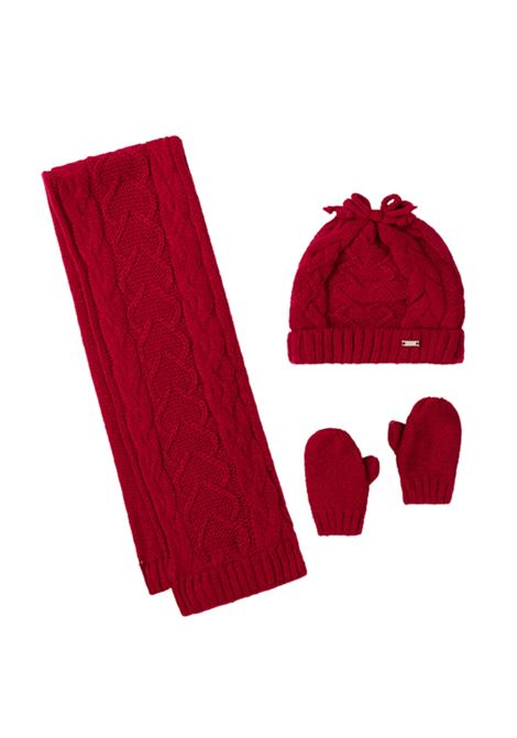 Raspberry outfit for girls MAYORAL | Shirt | 10106075