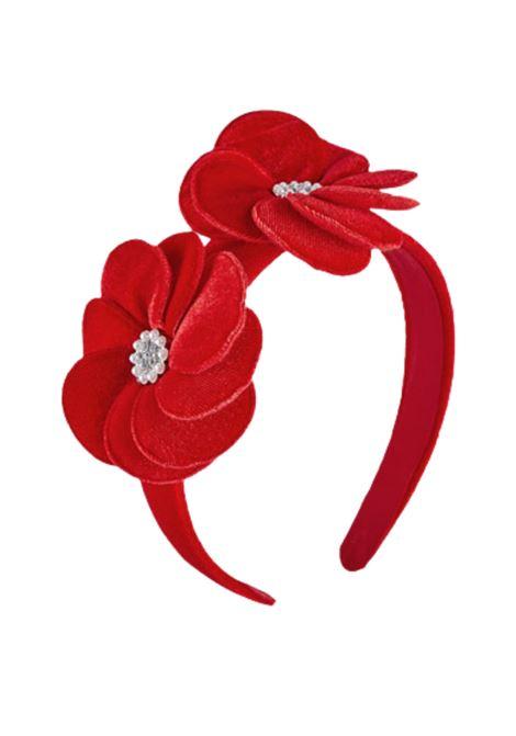 Cerchietto Red Fiori MAYORAL   Cerchietti   10163012