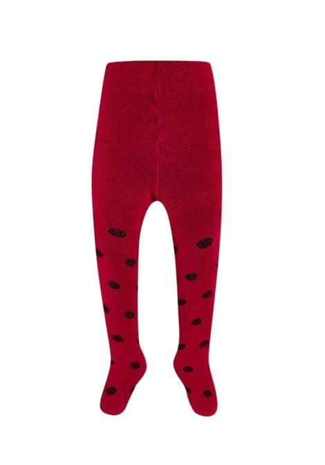 Calze Pois Lurex Bambina MAYORAL | Calze | 10496ROSSO