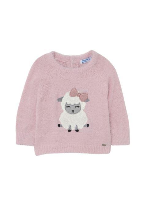 Maglioncino Peluche Sheep Bambina MAYORAL | Maglioni | 2384010