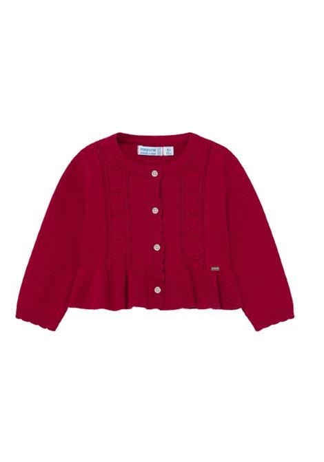 Elegant Red cardigan MAYORAL | Cardigan | 2387058
