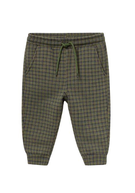 Quadri Jogger trousers MAYORAL | Trousers | 2528080