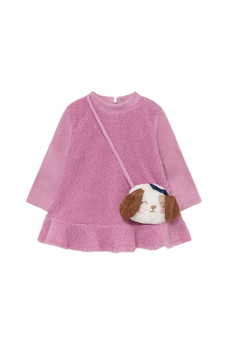 Little Girl Teddy Dress MAYORAL | Clothes | 2921075