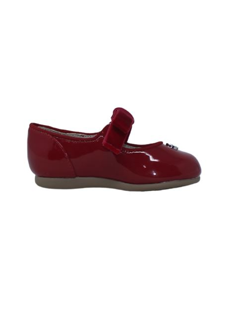 Girl's Ballerina in Patent Leather with Bow MAYORAL | Dancers | 42216054