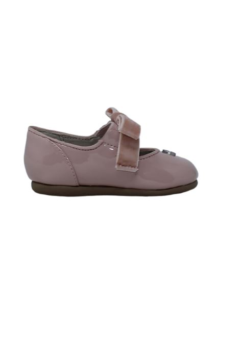 Ballerina in Patent Leather with Bow Girl MAYORAL | Dancers | 42216055