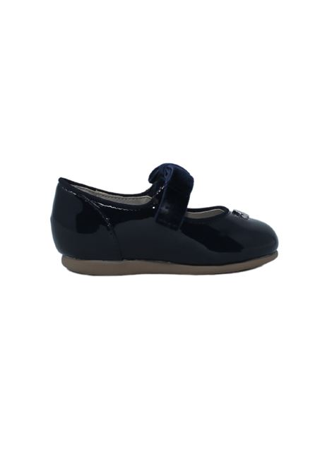 Ballerina in Patent Leather with Bow Girl MAYORAL | Dancers | 42216056