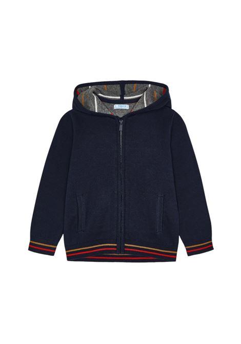 Navy Boy sweatshirt MAYORAL | Hoodie | 4369068