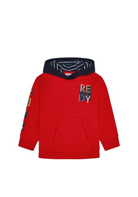 Red Boy sweatshirt MAYORAL | Hoodie | 4407077