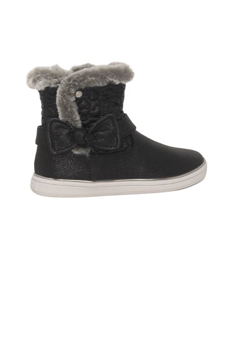 Lurex Bow Girl Boots MAYORAL | Boots | 44239022