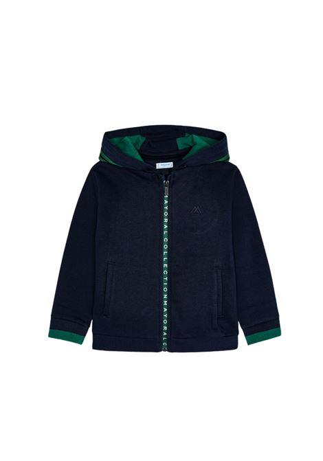 Contrasto Boy Sweatshirt MAYORAL | Hoodie | 4425075