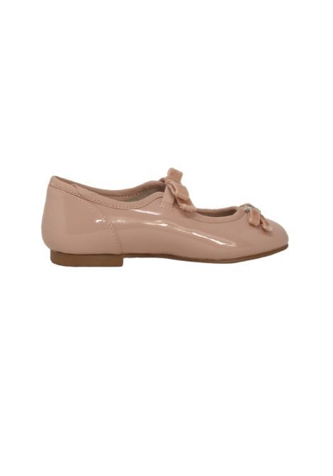 Girl's Smooth Double Bow Ballerina MAYORAL | Dancers | 46209082