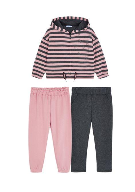 Tris Tuta Pink Bambina MAYORAL | Tute | 4838015