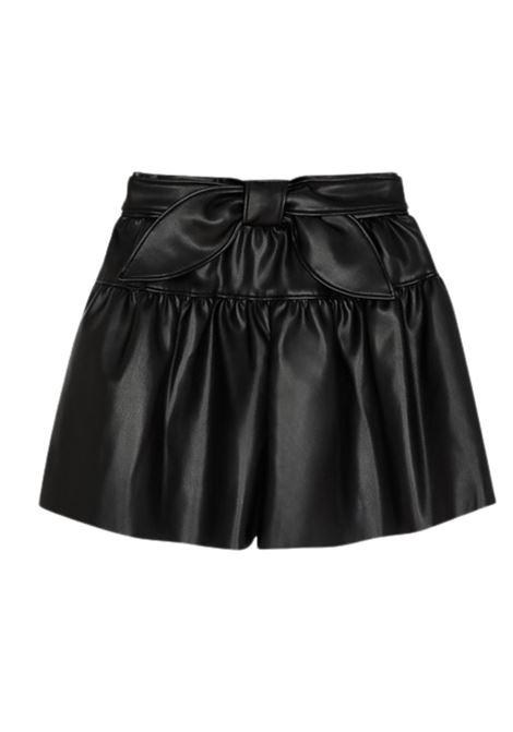 Shorts Popeline Black MAYORAL | Shorts | 4907067