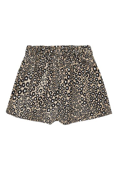 Shorts Animalier Bambina MAYORAL | Shorts | 4908015
