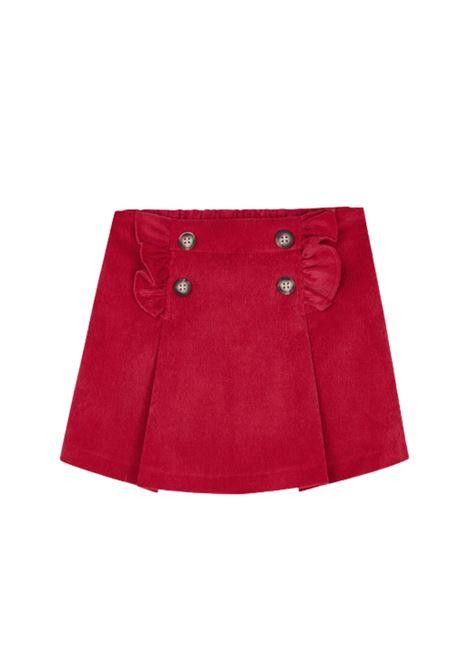 Shorts Red Bambina MAYORAL | Shorts | 4909022