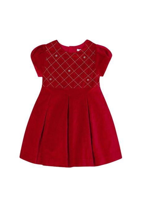 Girl Velvet Bell Dress MAYORAL | Clothes | 4912062