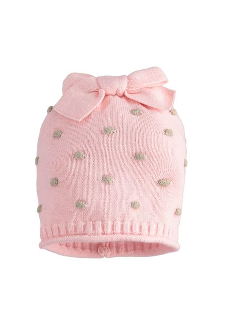 Baby Girl Polka Dot Hat MINIBANDA | Shirt | 33325002715