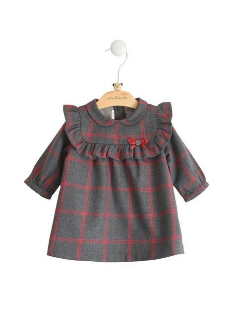 Little Girl Checkered Dress MINIBANDA | Clothes | 33721002253