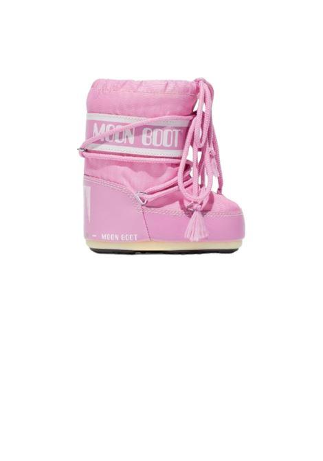 Stivali Neve Nylon Rosa Bambina MOON BOOT KIDS | Stivali | 4400RROSA