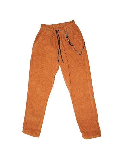 Pantalone Velluto Bambino NEVER TOO | Pantaloni | NT1046PCAMMELLO