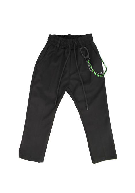 Pantalone Black Basic Boy NEVER TOO | Pantaloni | NT1114BPNERO