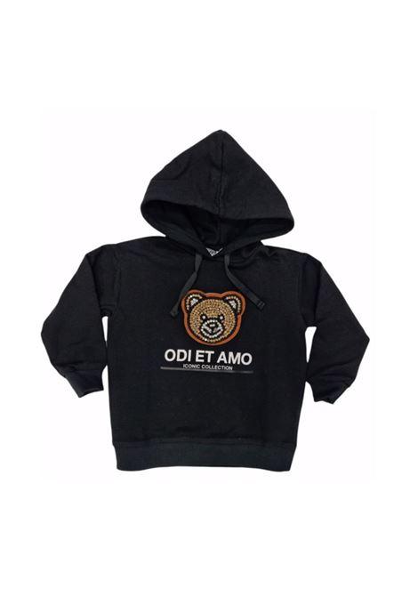 Maxi Felpa Orsetto Bambina ODI ET AMO KIDS | Felpe | ODJMX9785002