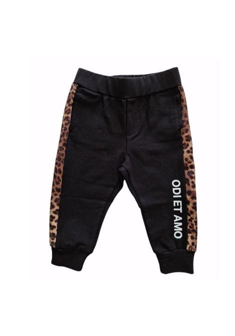 Pantalone Fantasy Leopardo Bambina ODI ET AMO KIDS | Pantaloni | ODNPT9881002