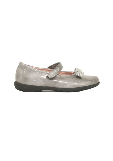 Ballerina in glossy paint for girls PABLOSKY | Dancers | 344749GRIGIO