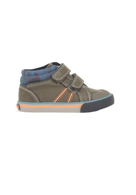 Baby crocodile sneakers PABLOSKY   Sneakers   965450GRIGIO