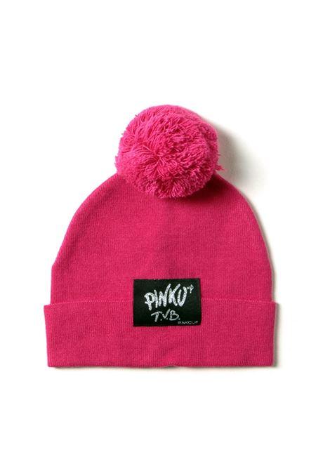 Cappello Pompon Fucsia Bambina PINKO UP | Cappelli | 028768044