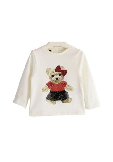 Teddy Bear Sweater for Girls SARABANDA      01217000112
