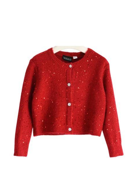 Girl's warmer cardigan SARABANDA | Cardigan | 01248002253