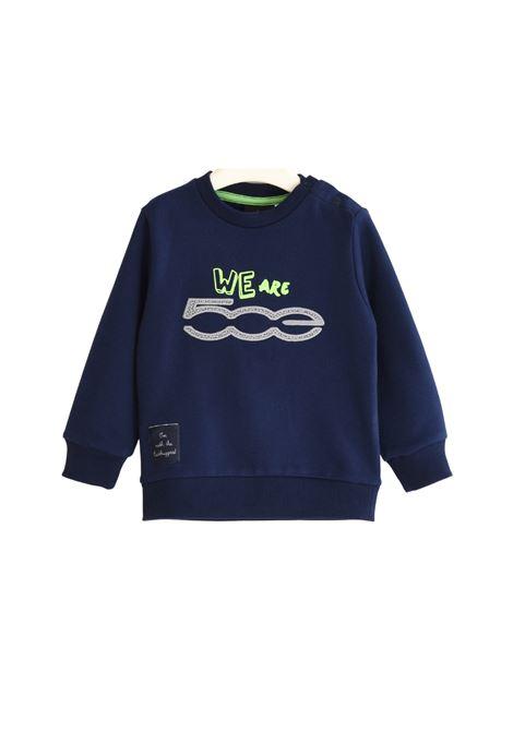 Logo Sweatshirt Boy SARABANDA | Hoodie | 03134003854