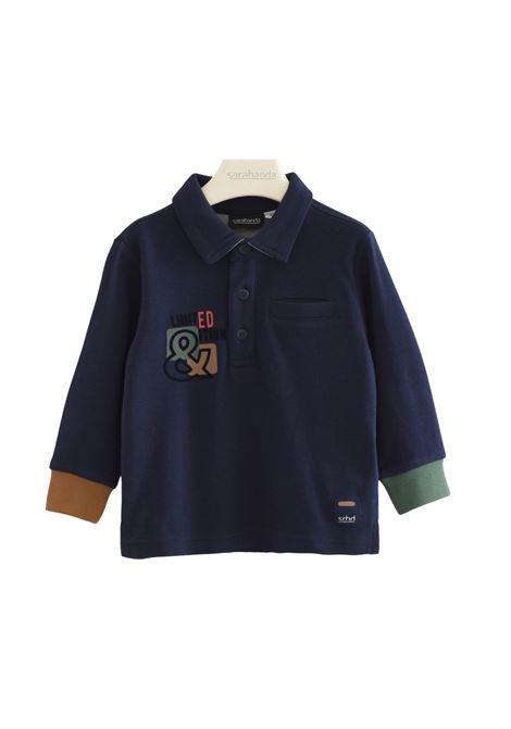 Polo Multicolor Bambino SARABANDA | Polo | 03136003854