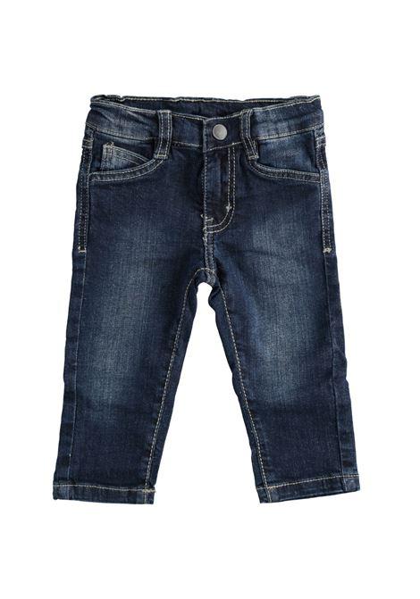 Denim Long Trousers Boy SARABANDA | Trousers | 03142007750