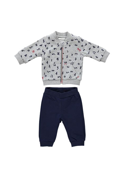 Two-tone Baby Suit MINIBANDA   Complete   3V6006ED4