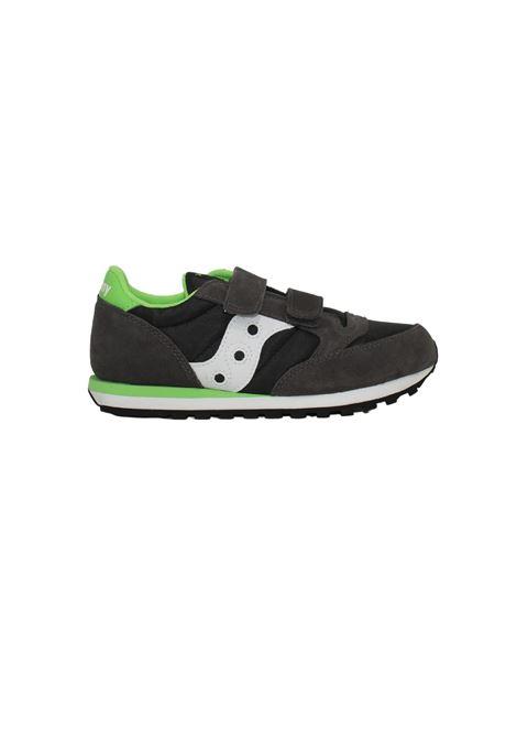 Sneakers Jazz Double Hl Bambino SAUCONY KIDS | Sneakers | SK265143GRIGIO