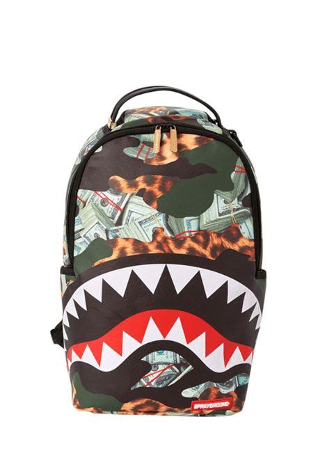 Money Backpack Child SPRAYGROUND KIDS | Backpacks | 910B3031NSZMARRONE