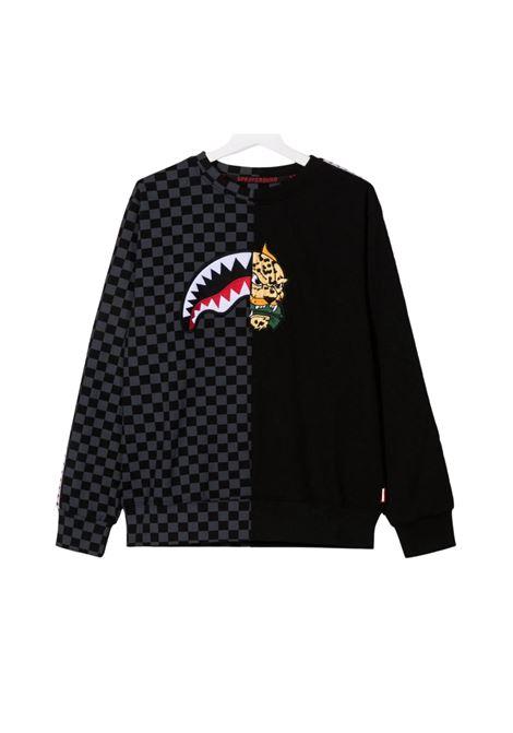 Baby Tiger Sweatshirt SPRAYGROUND KIDS | Hoodie | SPY244CAMOUFLAGE