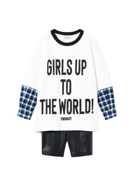 Completo  Girls up to the World TWINSET KIDS   Completi   212GJ245506261