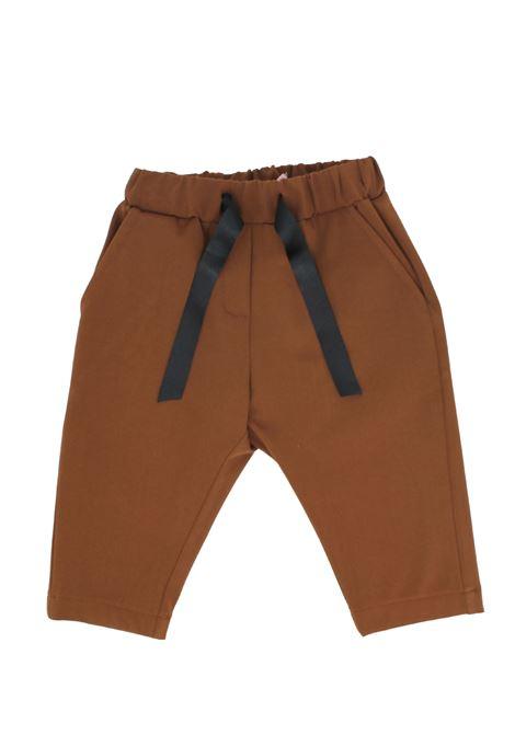 Pantalone Fashion Bambina VICOLO KIDS | Pantaloni | 3141P0597MARRONE