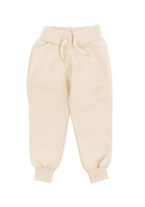 Pantalone Vanilla Bambina VICOLO KIDS | Pantaloni | 3141PF0665VANIGLIA